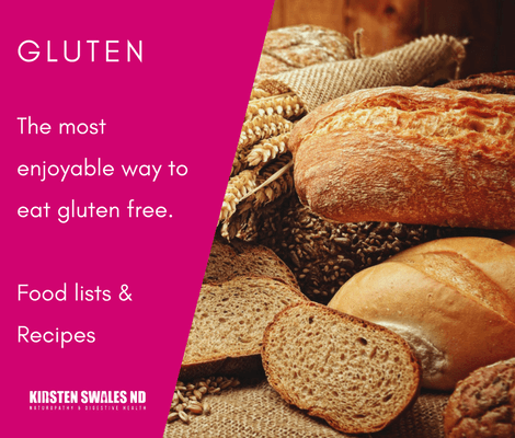 The Most Enjoyable Ways To Eat Gluten Free