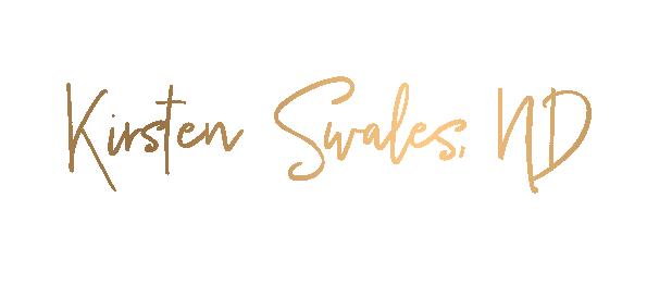 Kirsten Swales ND